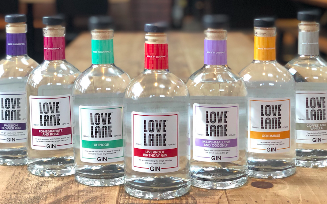 The First Love Lane Gin Festival