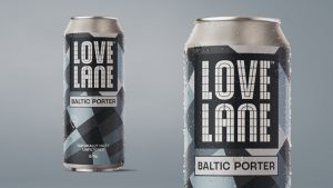 Baltic Porter in a can