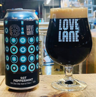 Imperial stout, craft beer, Liverpool brewery