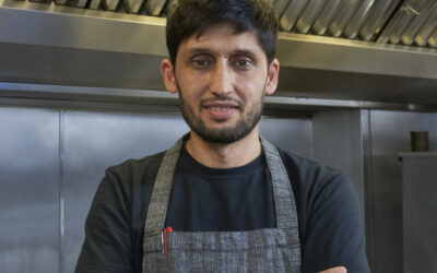 Meet Ali, Love Lane's Head Chef