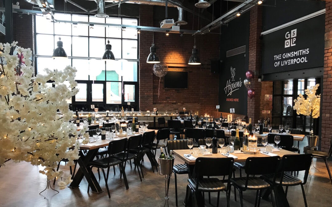 Weddings and events Liverpool