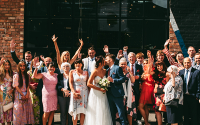 Weddings at Love Lane, what's not to love?